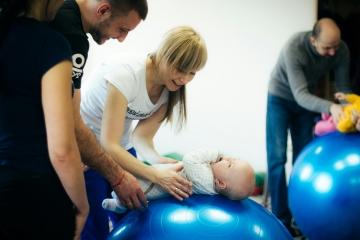 Физиологическое действие гимнастики на мяче