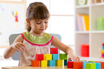 Нормы развития ребёнка от 3 до 7 лет.