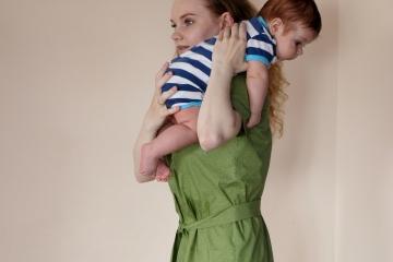 Ношение ребенка