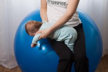Укрепление спины, поясницы у ребенка.